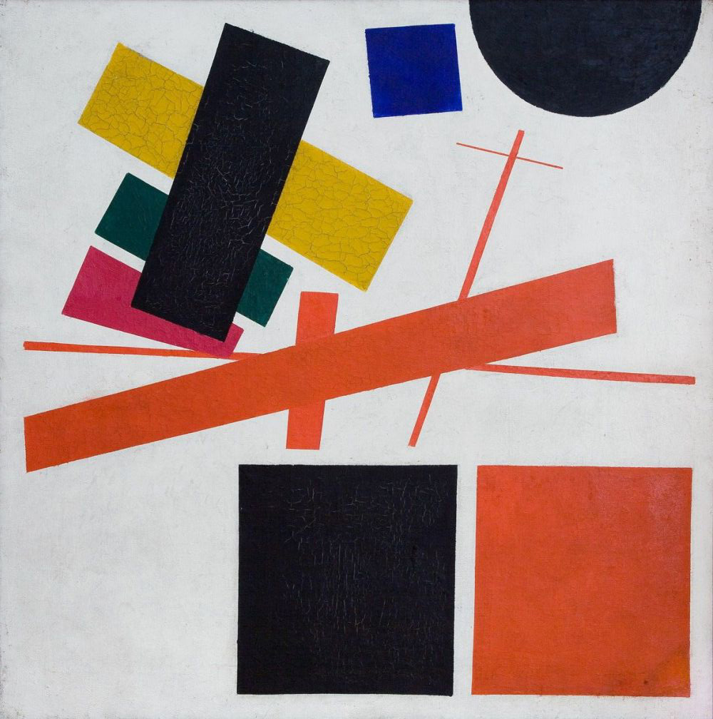 suprematism painting